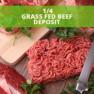 Dierks Farms Quarter Grass Fed Beef