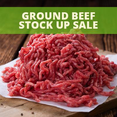 Dierks Farms Lean Grass Fed Beef