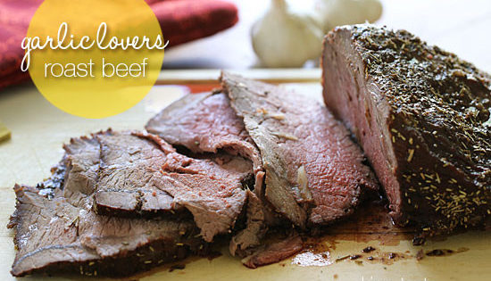 Grass Fed Beef Roast